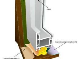 Демонтаж и монтаж окон, дверей. Откосы, отливы, подоконники,