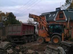 Демонтаж, снос зданий и сооружений в Столбцовском р-не - фото 2