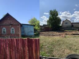 Демонтаж ветхих строений, домов