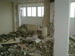 Демонтажные работы любой сложности в Бресте