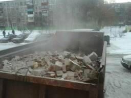 Демонтажные работы. Вывоз строительного и бытового мусора - фото 2