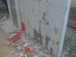Демонтажные работы. Вывоз строительного и бытового мусора - фото 4