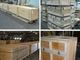 Производство деревянной тары и упаковки
