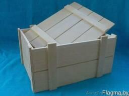 Деревянная тара, ящики, поддоны, контейнера.