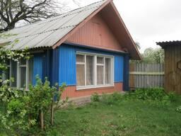 Деревянный дом с центральным отоплением