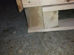 Деревянный контейнер для картофеля, капусты 1600*1200*1200 - фото 4