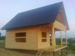 Деревянные дома, бани - фото 3