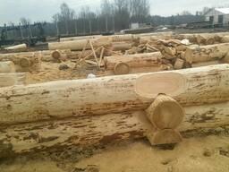 Деревянные дома срубы из кедра и лиственницы