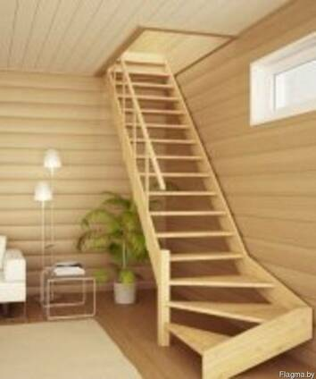 Деревянные элементы лестниц