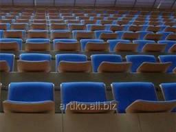 Деревянные сидения для зрительных залов и зон ожидания KM