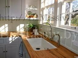 Деревянные столешницы на кухню