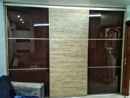 Двери купе со стеклом/зеркалом