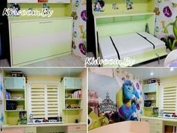 Детская комната любого дизайна под заказ Минск