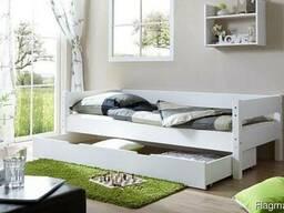 Детская кровать из массива Алита Плюс