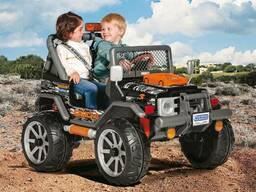 Детские электромобили со скидками 30%!