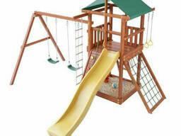 Детские игровые площадки от производителя по выгодной цене