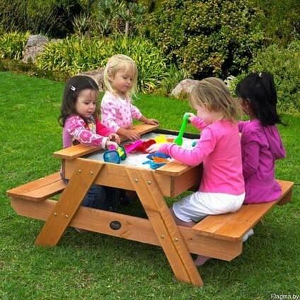 Детские площадки под заказ
