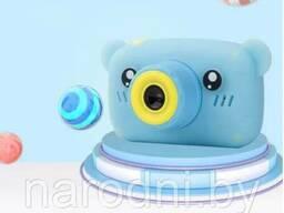 Детский цифровой фотоаппарат Smart Kids Camera 3 Series (Мишка)
