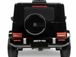 Детский электромобиль Kid's Care Mercedes-Benz G-class (черный)