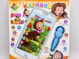 Детский интерактивный мобильный телефон (смартфон) 12. ..