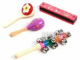 Детский музыкальный инструмент Лесная мастерская Весёлые мелодии №2 4482724