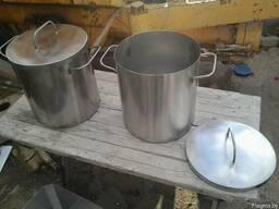 Дежа,бак ,чан, корзина из нержавеющей стали AISI304