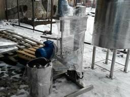 Дежа из нержавеющей стали (Диссольвер)