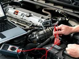 Диагностика систем охлаждения двигателя в Ратомке