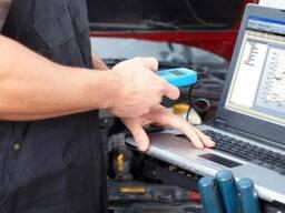 Диагностика систем управления двигателя в Ивенец