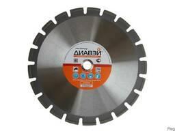 Диск алмазный сегментный 350*3,5*25,4(20) бетон,асфальт