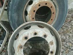 Диск колёсный 22,5 для тягача