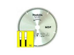Диск пильный 255х30 мм 100 зуб. по дереву MDF Makita (твердоспл. зуб)