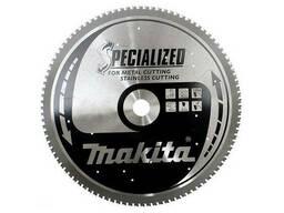 Диск пильный 305х25, 4 мм 100 зуб. по нерж. стали Makita