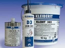 Дисперсионные клей (ПВА) Kleiberit 303 Д-3