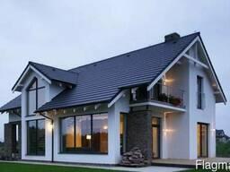 Дизайн фасадов дома