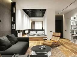 Дизайн интерьера дома или квартиры 3D-визуализация
