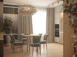 Дизайн коммерческих и жилых помещений