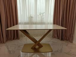Дизайнерский стол Victor из керамогранита