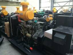 Дизель генератор UND 22, открытого исполнения