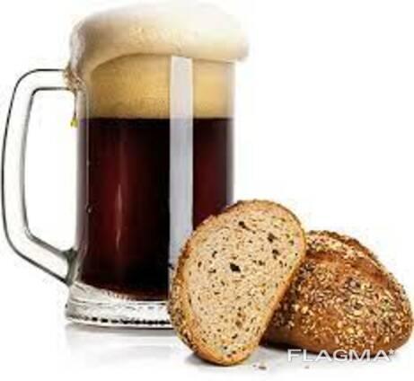 Для Кваса и Хлеба солод ржаной ферментированный темный
