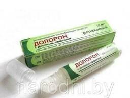 Долорон (Doloron) роликовый с двойным эффектом, успокаивающий и расслабляющий, 10 мл