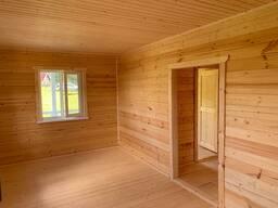 Плотники, обшивка: Вагонка, имитация бруса, блок-хаус