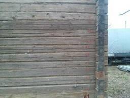 Дом деревянный бу