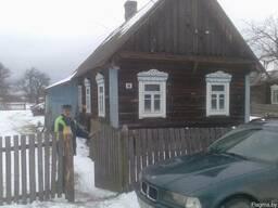 Дом в хорошем состоянии, сруб, руская печь, групка, 2а сарая