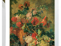 "Мозаика ""puzzle"" 1000 ""Цветы и плоды"" Русские музеи new"