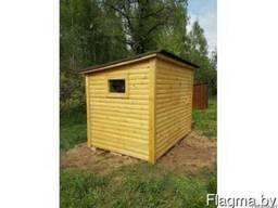 Домик для хоз. инвентаря 3х2 / блок хаус