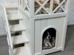"""Домик для собаки """"Замок"""""""