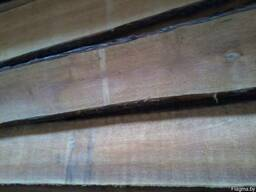 Пиломатериалы необрезные ольха камерной сушки