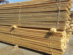 Доска обрезная для опалубки 3-4 сорт 5 метровая