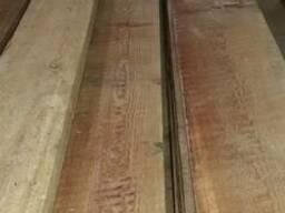 Доска обрезная техсушки из лиственницы 40/50х150-250х6,0м